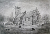 St. Cattwgs Church llanmaes
